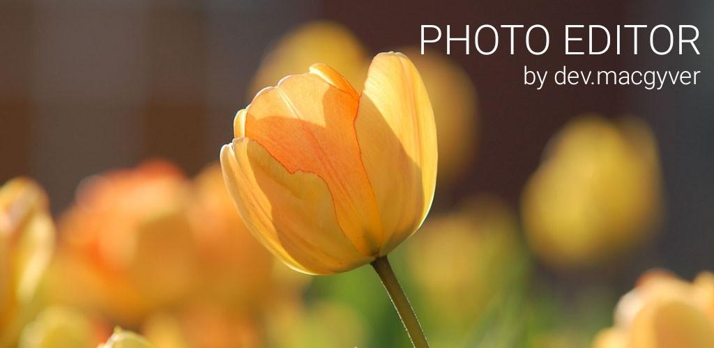 دانلود Photo Editor Full 5.8 برنامه ویرایش عکس اندروید