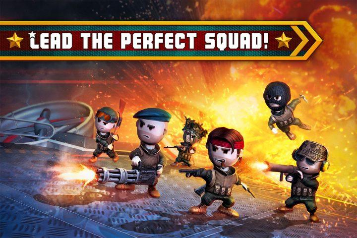 Pocket Troops 1.25.3 دانلود بازی جنگی سربازان کوچک اندروید + دیتا