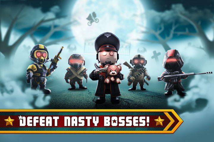 دانلود Pocket Troops 1.38.0 – بازی جنگی سربازان کوچک اندروید