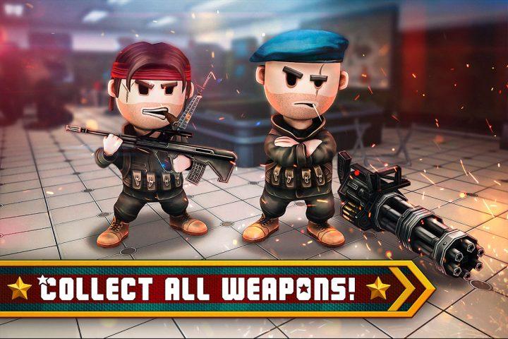 Pocket Troops 1.34.0 دانلود بازی جنگی سربازان کوچک اندروید