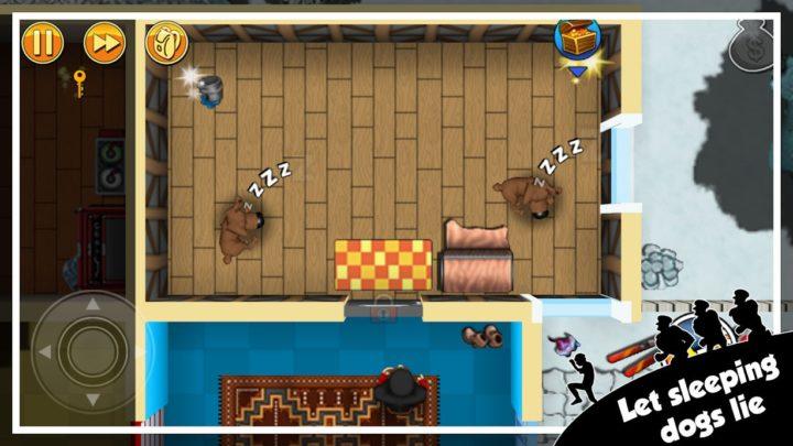 دانلود Robbery Bob 1.18.24 بازی باب دزد اندروید + مود