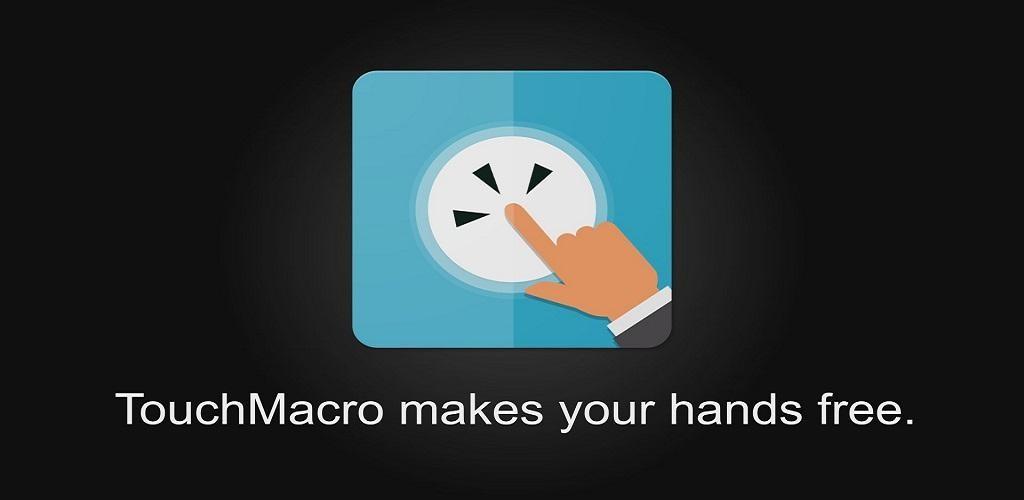 Touch Macro-No Root 8.9 دانلود برنامه تکرار تاچ برای اندروید بدون روت