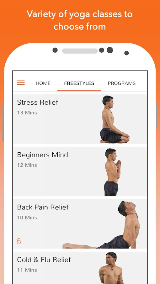 Yoga – Track Yoga Premium 7.2.2 دانلود اپلیکیشن یوگا اندروید