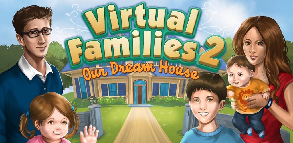 دانلود Virtual Families 2 1.7.6 بازی خانواده مجازی 2 اندروید + مود