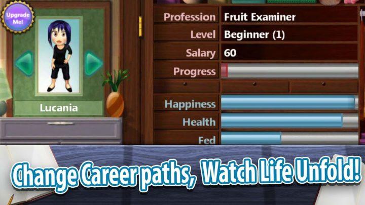 دانلود Virtual Families 2 1.7.5 – بازی خانواده مجازی 2 اندروید + مود
