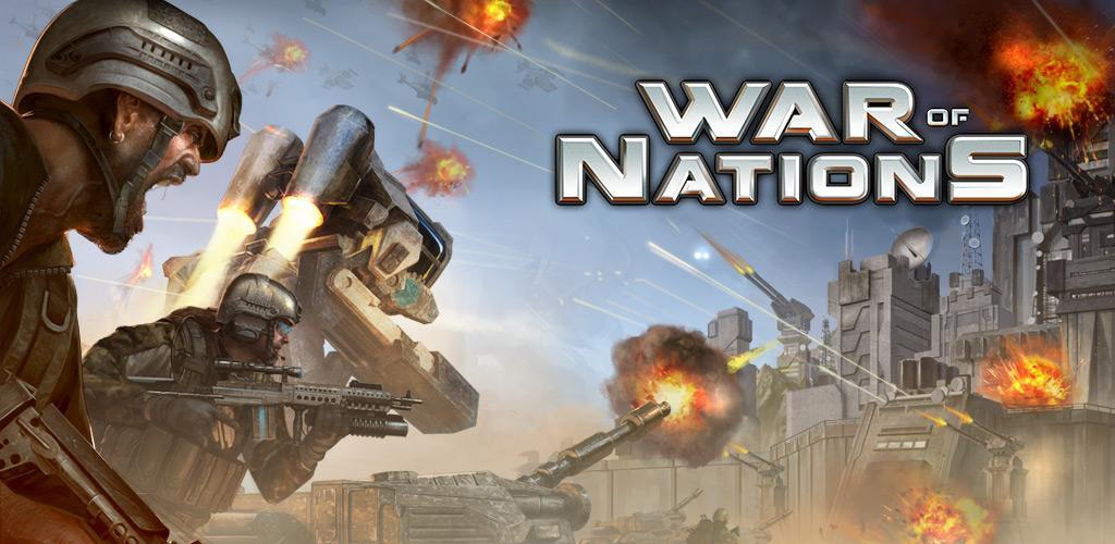 War of Nations: PvP Conflict 7.2.8 دانلود بازی جنگ ملت ها اندروید