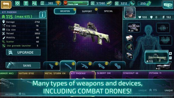 Alien Shooter 2 – The Legend 1.0.3 دانلود بازی الین شوتر 2 اندروید + مود + دیتا