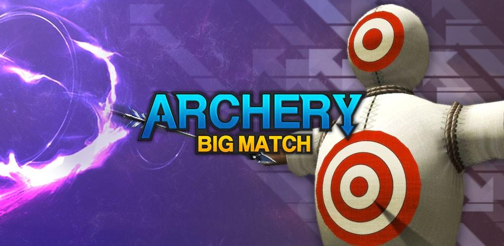 Archery Big Match 1.2.4 دانلود بازی تیراندازی با کمان اندروید + مود