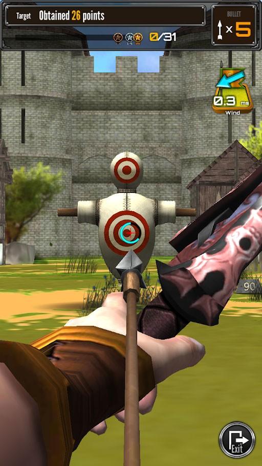 Archery Big Match 1.2.2 دانلود بازی تیراندازی با کمان اندروید + مود