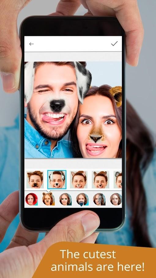Avatars+ Pro 1.34 دانلود نرم افزار سلفی با ماسک صورت اندروید