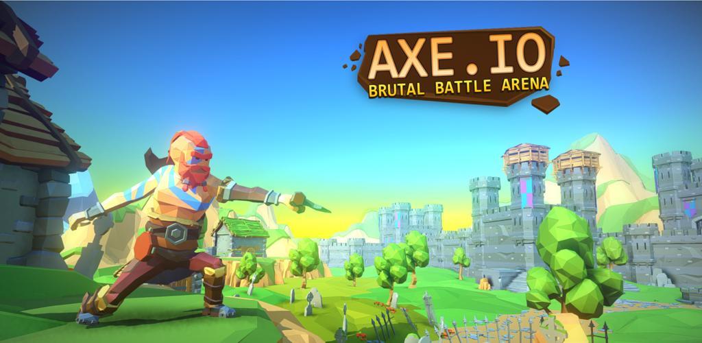 AXE.IO 1.6.3 دانلود بازی جنگ شوالیه ها با تبر اندروید + مود
