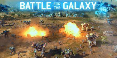 Battle for the Galaxy 3.2.0 دانلود بازی جنگ کهکشانی اندروید