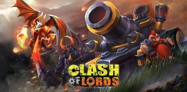Clash of Lords 1.0.428 دانلود بازی کلش اف لورد اندروید + دیتا