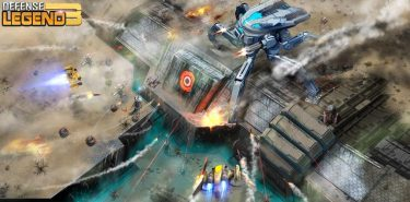 Defense Legend 3 2.3.93 دانلود بازی افسانه دفاع 3 اندروید + مود