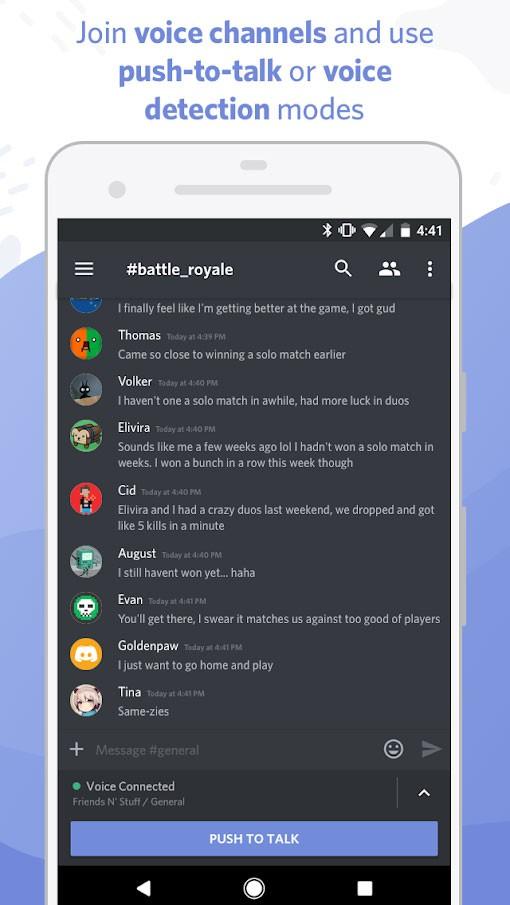 Discord – Chat for Gamers 8.9.7 Final دانلود برنامه دیسکورد اندروید
