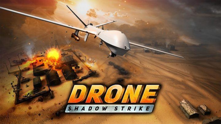 Drone Shadow Strike 1.18.148 دانلود بازی نبرد پهپادها اندروید + مود