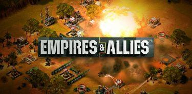 Empires and Allies 1.72.1157793 دانلود بازی امپراطوری و متفقین اندروید + مود