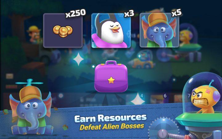 Farm Guns: New Alien Clash 0.98 دانلود بازی تفنگداران مزرعه اندروید+مود