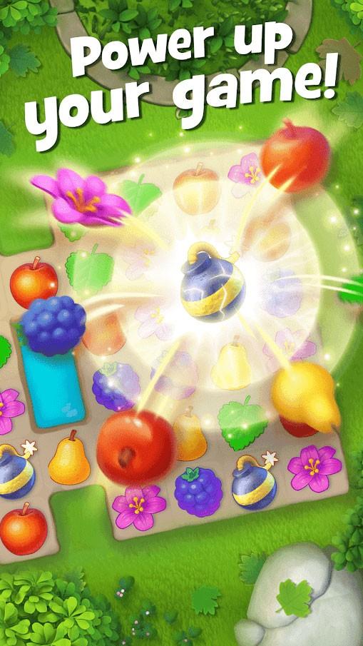 دانلود Gardenscapes 5.2.0 بازی گاردن اسکیپ اندروید + مود