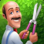 Gardenscapes 3.4.0 دانلود بازی گاردن اسکیپ اندروید + مود
