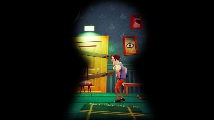 Hello Neighbor 1.0 دانلود بازی سلام همسایه اندروید + مود + دیتا