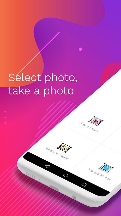 Image Resizer PRO 2.0 کاهش حجم و تغییر سایز عکس اندروید