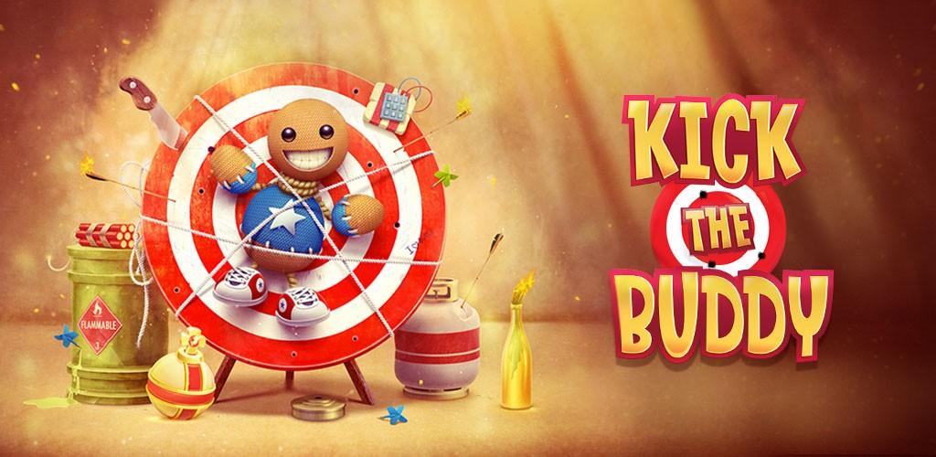دانلود Kick the Buddy 1.0.6 – بازی کتک زدن عروسک اندروید + مود