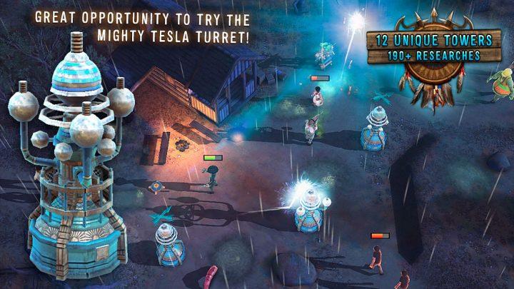 دانلود Last Hope TD 3.8 بازی برج دفاعی آخرین امید اندروید + مود
