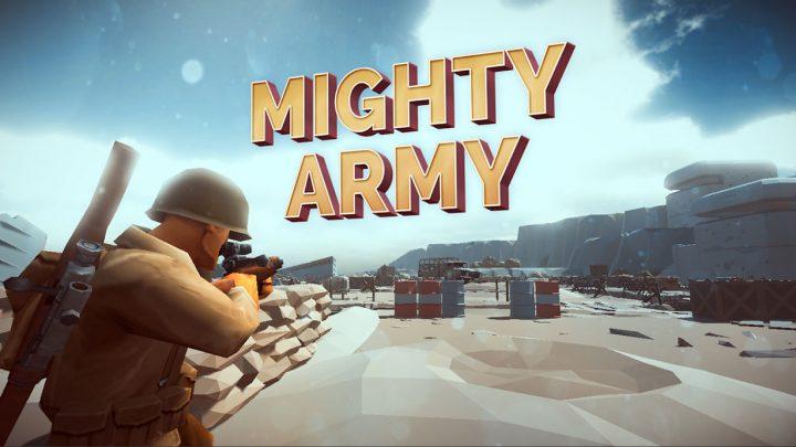 Mighty Army : World War 2 1.0.9 دانلود بازی ارتش نیرومند اندروید + مود