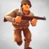 Mighty Army : World War 2 1.0.8 دانلود بازی ارتش نیرومند اندروید + مود