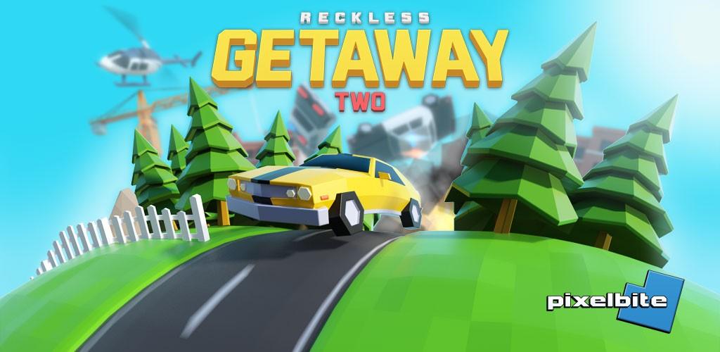 Reckless Getaway 2 2.0.4 دانلود بازی تعقیب و گریز اندروید + مود