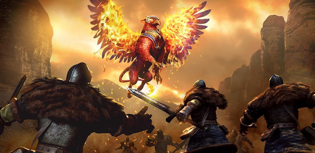 Rival Kingdoms 2.00.0.157 دانلود بازی امپراطوری رقیب اندروید + مود