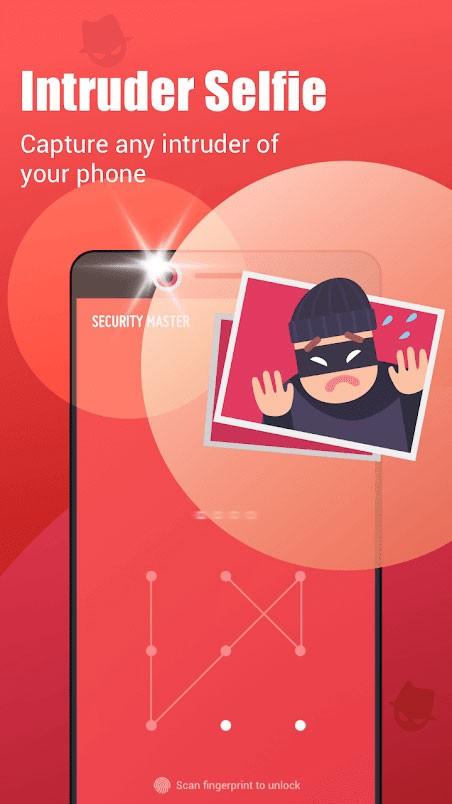Security Master Premium 4.7.3 دانلود قفل برنامه و آنتی ویروس قوی اندروید