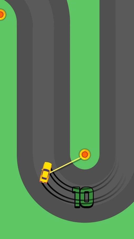 Sling Drift 2.13 دانلود بازی دریفت زنجیری اندروید + مود