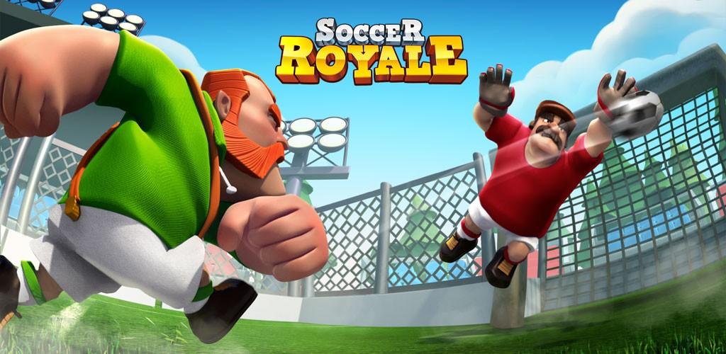 دانلود Soccer Royale 1.6.5 بازی فوتبال ساکر رویال اندروید + مود