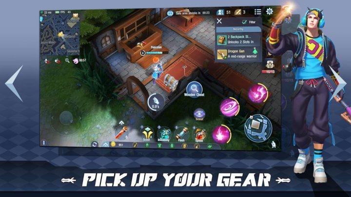 Survival Heroes 1.2.2 دانلود بازی قهرمانان بقا اندروید + دیتا