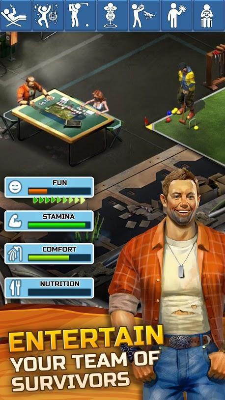 Survivors: The Quest 1.13.1005 دانلود بازی نجات بازماندگان اندروید + مود