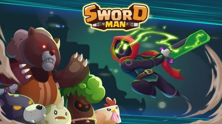Sword Man – Monster Hunter 1.2.2 دانلود بازی شکارچی هیولا اندروید + مود