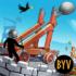 The Catapult 1.1.4 دانلود بازی منجنیق اندروید + مود