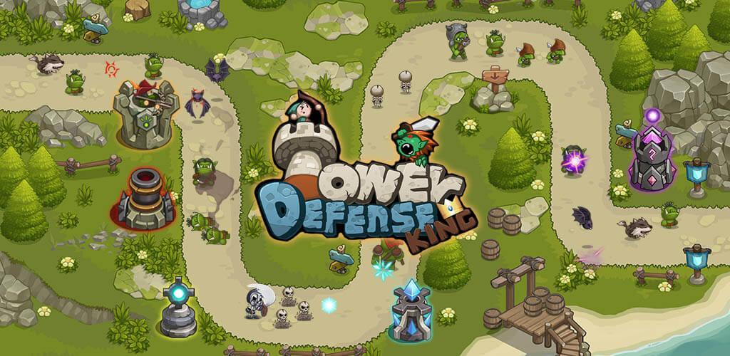 دانلود Tower Defense King 1.4.8 بازی پادشاه برج دفاعی اندروید + مود