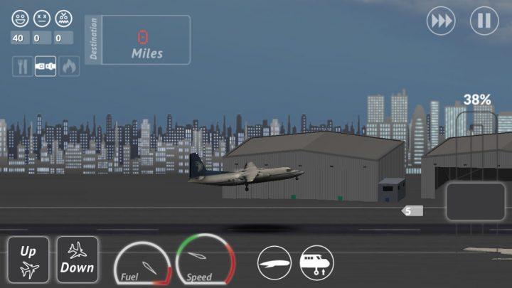 Transporter Flight Simulator 4.2 دانلود بازی هواپیما مسافربری اندروید + مود