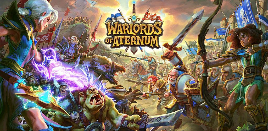 Warlords of Aternum 0.52.0 دانلود بازی استراتژیک جنگ سالاران + مود