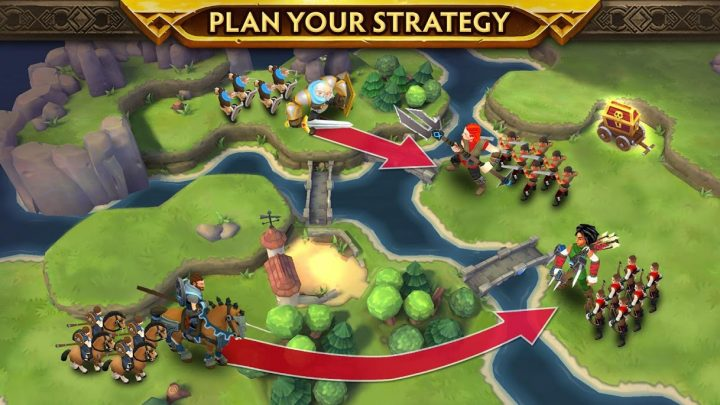 Warlords of Aternum 0.61.0 دانلود بازی استراتژیک جنگ سالاران + مود
