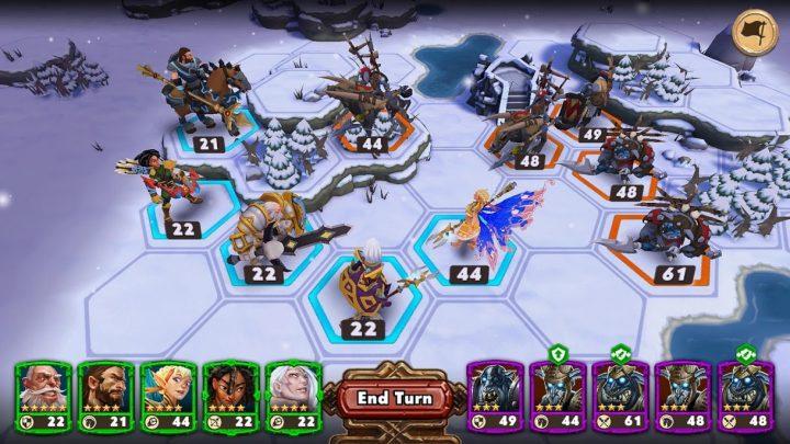 دانلود Warlords of Aternum 1.14.0 بازی جنگ سالاران اندروید + مود