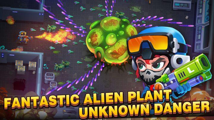 Aliens Agent: Star Battlelands 1.0.6 دانلود بازی عامل خارجی اندروید + مود