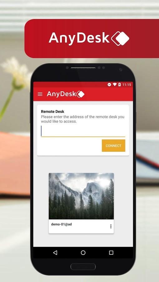 AnyDesk 4.3.4 دانلود نرم افزار انی دسک اندروید و کامپیوتر