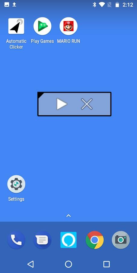 Automatic Clicker Pro 4.6.10 دانلود برنامه کلیک خودکار اندروید بدون روت