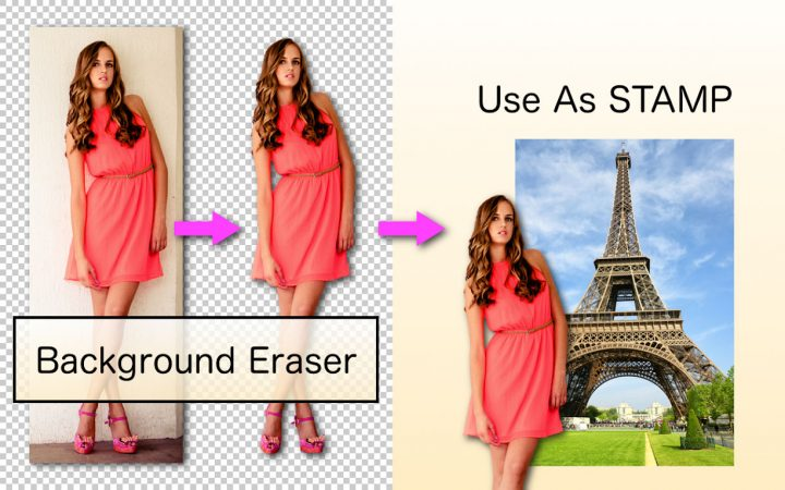 Background Eraser Pro 2.5.1 نرم افزار تغییر پس زمینه عکس اندروید