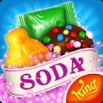 دانلود Candy Crush Soda Saga 1.178.2 بازی کندی کراش اندروید + مود
