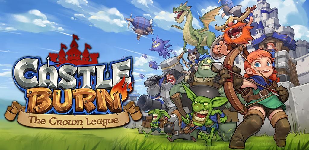 Castle Burn – RTS Revolution 1.4.6 دانلود بازی برج دفاعی اندروید + مود